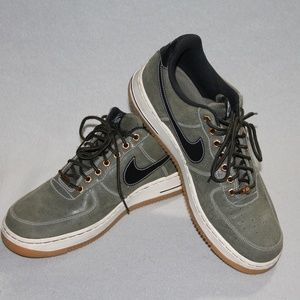 Nike Air Force 1 Retro Low Army Green SIZE 10